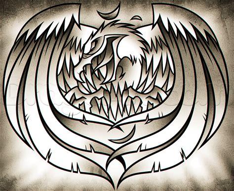 white eagle tattoo drawing step  step tattoos pop