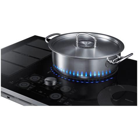 "NZ36K7880US Samsung Appliances 36"" Induction Cooktop"