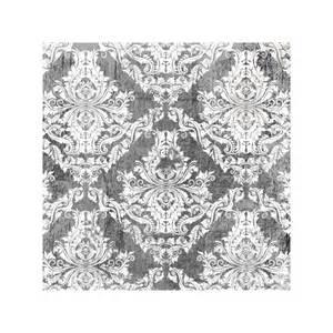 Papier Peint Baroque Gris Et Noir by Papier Peint Baroque Classique Noir Blanc Ou Gris