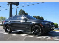 BMW X6 with 22in Lexani Pegasus Wheels exclusively from