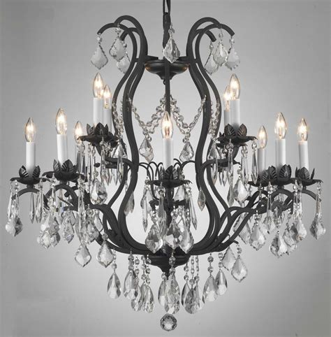wrought iron chandelier 12 light wrought iron chandelier dining or