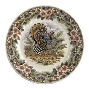 churchill thanksgiving china dinner plates set of 2 tree shops andthat