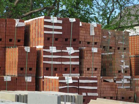 brick block pavers stone building supplies