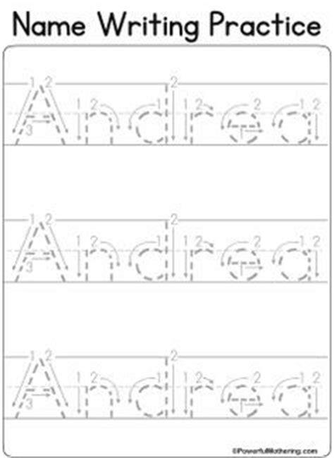 Custom Printables  My Name  Preschool  Pinterest  Tracing Worksheets, Kindergarten And