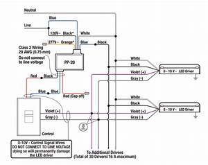 Wiring Diagram For A Dimmer Switch