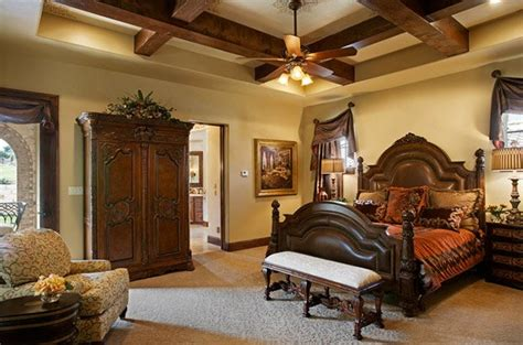 Tuscan Bedroom Design by 15 Extravagantly Beautiful Tuscan Style Bedrooms Home