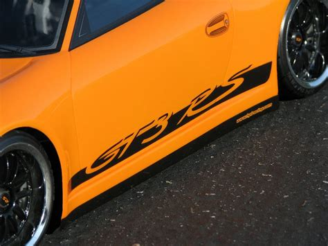 Boat Rs Brisbane by Hpi Porsche 911 Gt3 Rs Clear 200mm Hobby Shop