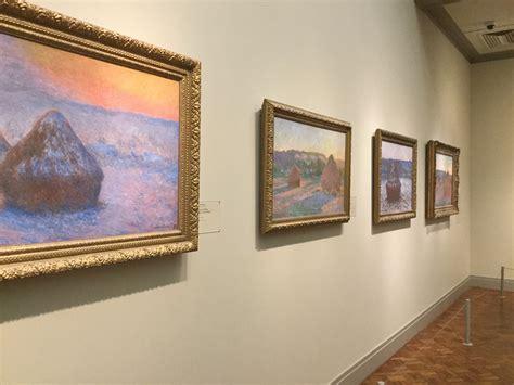 Impressionist Paintings Art Institute Chicago