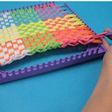 weaving loom    potholder craft