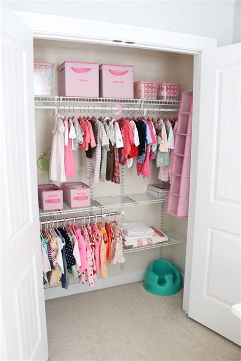 closet for baby clothes 25 best ideas about organize closets on