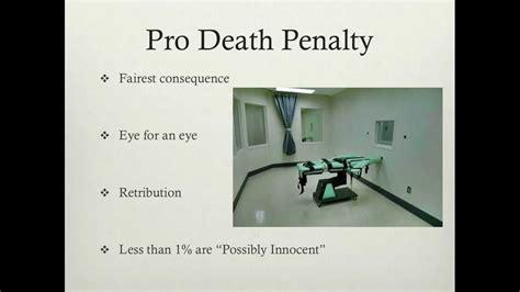 death penalty final  youtube