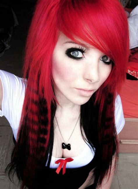 rote haare fakten schwarz rote haare sehen cool aus