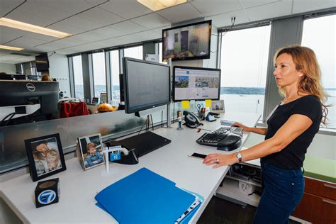 Office Space Zillow by Working How Zillow Coo Bohutinsky Gets