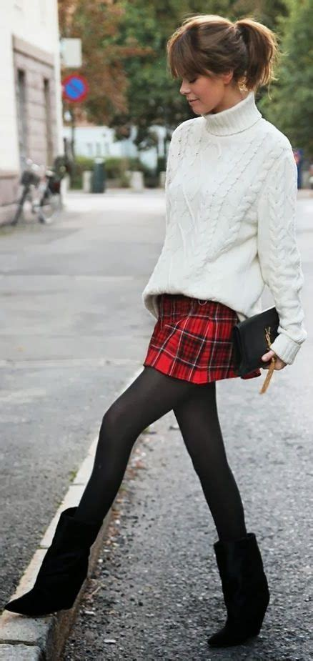outfits  black tights  ways  wear black tights
