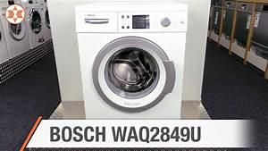 Waschmaschine Bosch Wfk 2831 : bosch waschmaschine waq2849u jubil ums angebot der woche ~ Michelbontemps.com Haus und Dekorationen