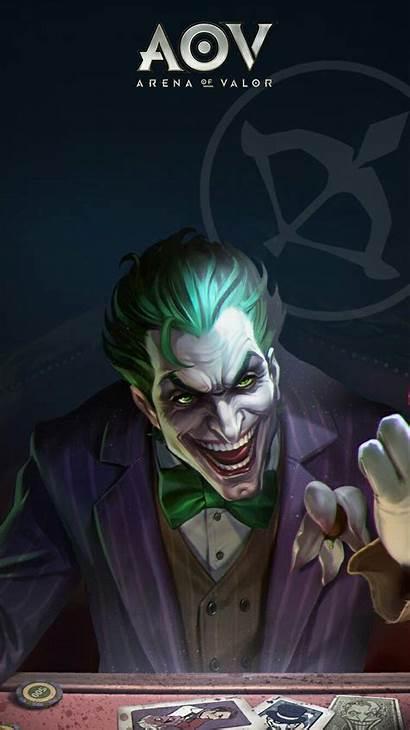 Joker Aov Arena Valor Maloch Wallpapers Hero