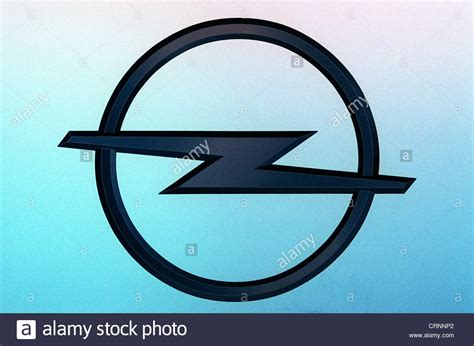Opel Symbol by Opel Symbol Stock Photos Opel Symbol Stock Images Alamy