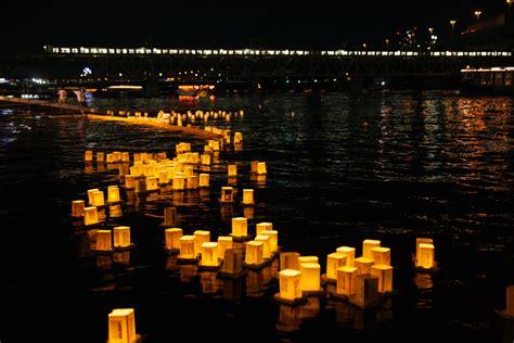 The History Of Toro Nagashi Japans Glowing Lantern Festival
