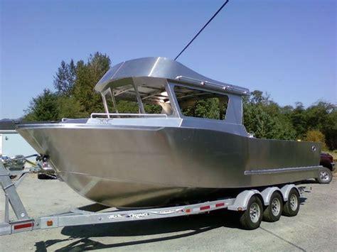 Aluminum Boat Kits Alaska by Specialized Marine Aluminum Boat Plans Orca 26 Boats