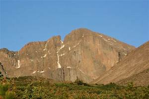 Longs Peak, Rocky Mountain National Park - Climbing ...