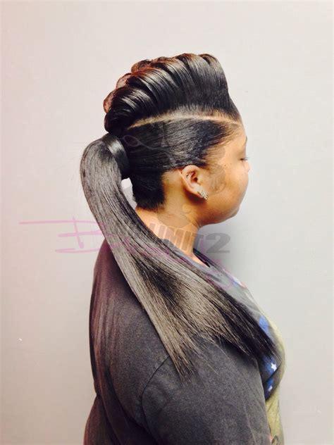 braid hump ponytail braid ponytail frenchbraid