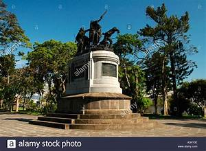Monument of Central American Nations Expelling William ...