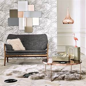 decoration romantique le renouveau de la deco romantique With tapis champ de fleurs avec canapé lit pour studio