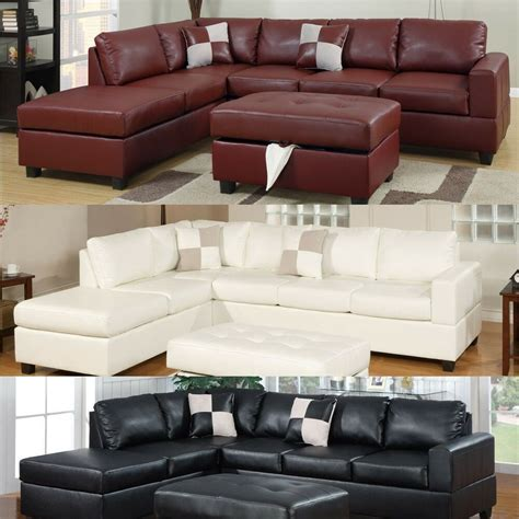 Apartment Leather Sofa by Sectional Sofa Leather Sofa Set Sectional 3 Pc