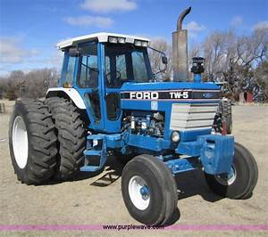 Ford New Holland Tw Farm Tractor Owners Service And Repair