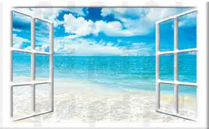 ocean view mural decal view wall decal murals primedecals