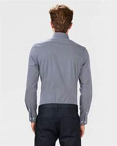 Chemise Homme Slim Fit : chemise slim fit homme 79340236 we fashion ~ Nature-et-papiers.com Idées de Décoration