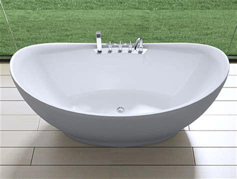 badewanne armatur freistehend design badewanne freistehend standbadewanne vicenza514 ebay