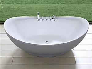 Freistehende Badewanne Mit Integrierter Armatur : design badewanne freistehend standbadewanne vicenza514 ebay ~ Indierocktalk.com Haus und Dekorationen