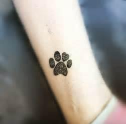 perfect paw print tattoos  immortalize  furry