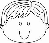 Coloring Face Boy Faces Smiling Printable Template Drawing Happy Clipart Cartoon Smiley Bongos Clip Hostted Pages Bongo Getcoloringpages Getdrawings sketch template