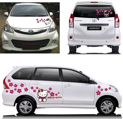 Toyota Avanza Veloz Backgrounds by 117 Best Cutting Arts Sticker Concept Design Images On