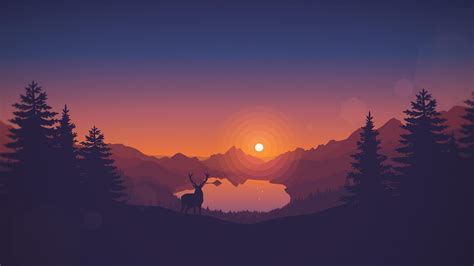 firewatch  wallpapers hd wallpapers id