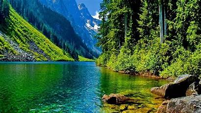 Scenery Wallpapers Nature Lake Widescreen Backgrounds Wallpaperaccess