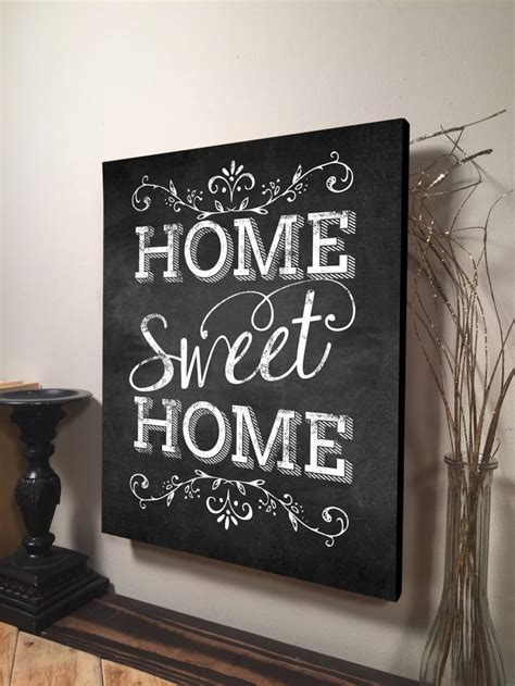 home sweet home decor home sweet home sign inspirational quote family quote