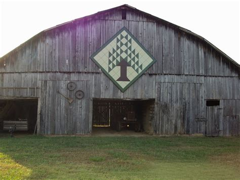 Barn Quilts And The American