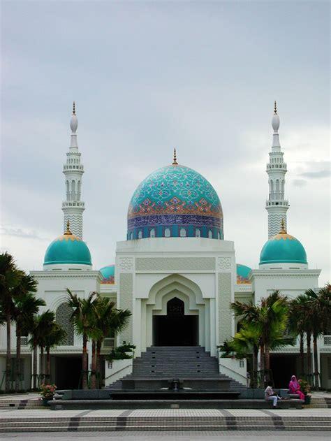 masjid al bukhary  malaysia beautiful mosques gallery