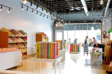 Fabric Store by Do You A Favorite Fabric Shop Made Everyday