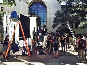 Movie Shoot Takes Place at Texas State – KTSW 89.9