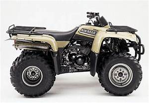 Yamaha Yfm400 Big Bear Atv Service Repair Manual