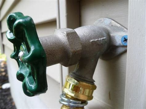 Freeze Resistant Faucet by Fixing Freeze Proof Faucet Doityourself Community