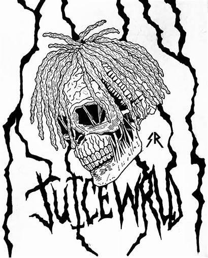 Wrld Juice Juicewrld Xxxtentacion Same Cartoon Wallpapers
