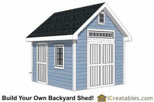 garden shed plans backyard shed designs building  shed
