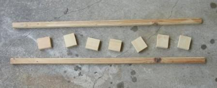 Parts Of A Boat Cleat by How To Make Hardwood Diy Boat Cleats For Your Own Boat