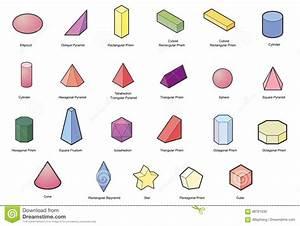 Geometrische Formen Berechnen : satz grundlegende geometrische formen geometrischer k rpervektor lokalisiert auf einem wei en ~ Themetempest.com Abrechnung