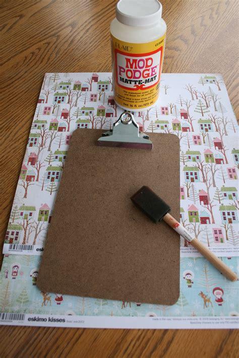 organizing  christmasproject    fun clipboard